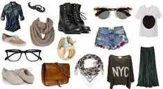 Resultado de imagen para moda hipster mujer