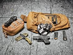 Always be prepared and ready by planning your everyday carry gear. Customize your emergency response with these lifesaving gear choices!