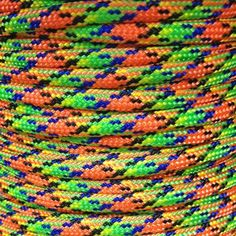 Paracord Planet 10 25 50 100 Hanks  250 1000 Spools of Parachute 550 Cord Type III 7 Strand Paracord Over 200 Colors * Click on the image for additional details.