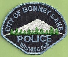 Bonney Lake PD WA 1
