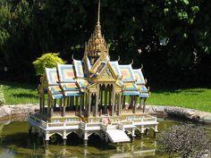 The Minimundus is a miniature park on the Wörthersee at Klagenfurt Klagenfurt, Austria, Miniatures, Park, Parks, Minis