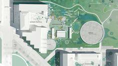 Sla :: Hans Tavsens Park og Korsgade