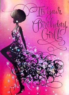 Afbeeldingsresultaat voor happy birthday to a fabulous woman Happy Birthday Love Quotes, Free Happy Birthday Cards, Happy Birthday Black, Happy Birthday Woman, Happy Birthday Wishes Photos, Birthday Wishes For Friend, Happy Birthday Celebration, Birthday Cheers, Birthday Blessings