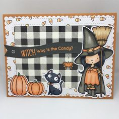 MFT Card Challenges: You've Been Spotted - August 29, 2017  #mftstamps