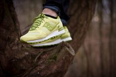 Saucony SHADOW 5000 Lime