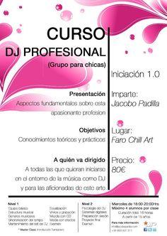 Curso Dj Profesional 02 Junio 2012