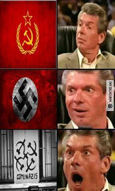 I'm still amused by these Vince McMahon memes Bad Memes, Dankest Memes, Funny Memes, Hilarious, Jokes, Morbider Humor, Lol, Quality Memes, Geek Culture