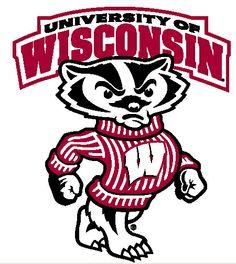 UW-Madison - favorite college football and basketball programs.