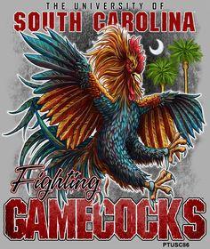 USC Gamecocks!!