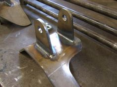 Tig welded Suspension Component