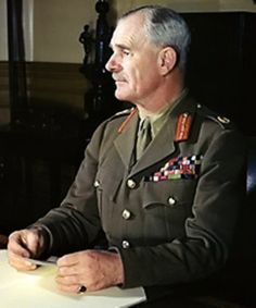 Allied leaders - Field Marshal Archibald Percival Wavell, 1st Earl Wavell (5 May 1883 – 24 May 1950) was a senior commander in the British Army. He served in the Second Boer War, Bazar Valley Campaign and Great War, during which he was wounded. He served in WWII as Commander-in-Chief Middle East. He served as Commander-in-Chief, India, and then served as Viceroy of India until his retirement in 1947.