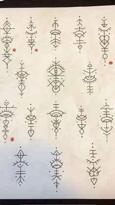 Tatoo Cute Tiny Tattoos, Beautiful Tattoos, Side Tattoos, Hand Tattoos, Body Art Tattoos, Tatoos, Berber Tattoo, Voodoo Tattoo, Sternum Tattoo