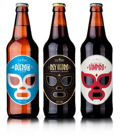 Mexican Craft Beer, Great Packaging…