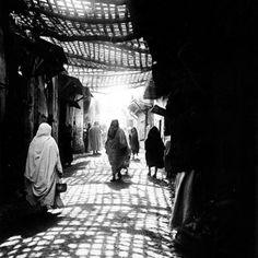 Marrakech Souk. 1910.