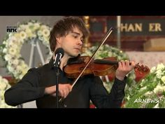 """Alexander Rybak performing """"Slå ring"""" in the funeral of the Norwegian artist Jahn Teigen Alexander Ryback, G Minor, Violin Lessons, Kind Person, Im In Love, Music Is Life, Norway, I Laughed, Photos"""