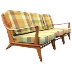 Cool Heywood-Wakefield Sofa, USA, 1950s