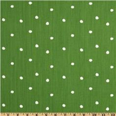 Maco Indoor/Outdoor Dottie Emerald  $8.98 per Yard