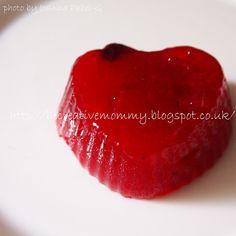 Pureed Fruit Dessert - Kissel