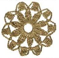 Patrón #1489: Granny a Crochet #ctejidas http://blgs.co/M03219