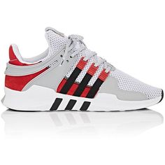 adidas Men's Men's EQT Support ADV Sneakers ($150) ❤ liked on Polyvore featuring men's fashion, men's shoes, men's sneakers, mens lace up shoes, mens suede sneakers, mens sneakers, adidas mens shoes and mens round toe shoes