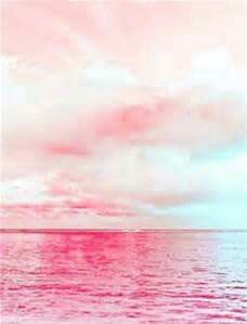 Think pink! Think Pink Always! Mini Toile, Pink Sky, Pink Ocean, Pink Sunset, Pink Clouds, Belle Photo, Cute Wallpapers, Aesthetic Wallpapers, Pretty In Pink