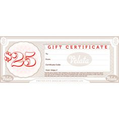 Velata Gift Certificate  Can't decide what to give? Velata Gift Certificates are perfect — and no wrapping required!