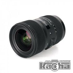 photo and video: New Sigma Af 18-35Mm F1.8 Dc Hsm Lens Art Series For Canon -> BUY IT NOW ONLY: $669 on eBay!