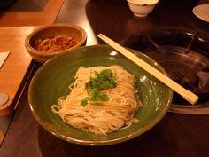 Sesame Oil Thin noodles(麻油麵線)
