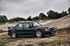 Mercedes benz 190e Evo.. its an EVO