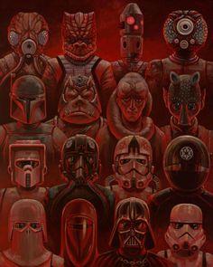 Star Wars The Art Awakens Gallery: See & Buy Our Favorites Sith, Chevalier Jedi, Call Art, Good Cause, Illustrations, Star Wars Characters, Disney Fan Art, Star Wars Art, Star Trek