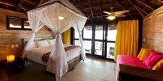 Luxury Cabana   El Pez Hotel Tulum Mexico