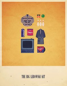 The Big Lebowski Kit - Alizée Lafon