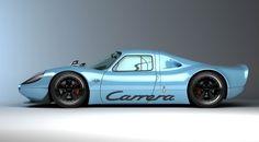 Gullwing-America P 904 Carrera