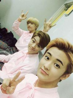 NCT Dream Mark,Jeno,Jisung <33