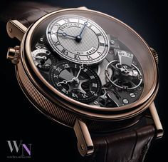BREGUET - Tradition 7067 GMT Discover the world of watches on www.watches-news.com #Watch