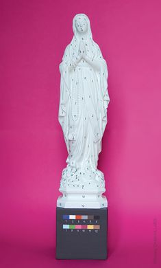 Soasig Chamaillard - Vierge de couleur - Contemporary sacred art   CoSA