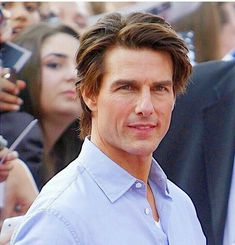 Tom Cruise Hair, Beard Styles, Hair Styles, Most Handsome Actors, Mission Impossible, Movie List, American Actors, Actors & Actresses, Toms