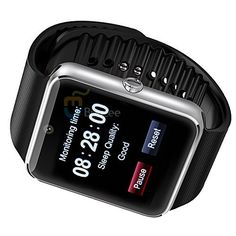 Buyee Bluetooth Smart with NFC Watch Wrap Wrist Watch Phone Mate Sony Lg and Iphone 5/5c/5s/6