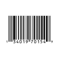 Barcode Tattoo found on Polyvore