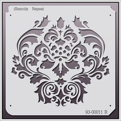 Stencil Flowers Designs Google Search Line Ink Images