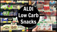 7 Day Keto ALDI Meal Plan - A week of meals and list of ideas for the week on a Low Carb Ketogenic Diet. Products & foods for your ALDI Keto Shoppling List. Low Carb Snacks List, Low Carb Shopping List, No Carb Food List, Scottish Oat Cakes, Healthy Vegan Snacks, Keto Snacks, Paleo Diet, Healthy Cooking, Healthy Life