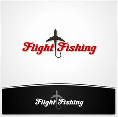 Logo Design for flightfishing.com Cheap Flight ... Modern, Playful Logo Design by Envisi Designs