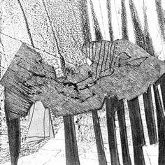 Paulina Szymczyk – Kraków, Poland Arche-Homoimeria, rysunek, 10x10 cm