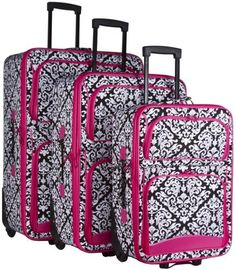 Samsonite Winfield 2 Fashion HS 3 Pc Set | It's Packing Time ...