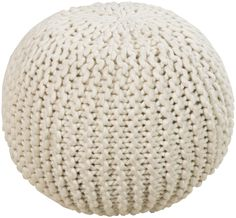 POUF-78 - Surya | Rugs, Pillows, Wall Decor, Lighting, Accent Furniture, Throws, Bedding