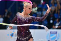 Yana Kudryavtseva (Russia) is 2015 rhythmic gymnastics World Champion!