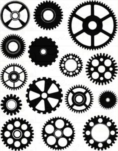 gears art - Google Search