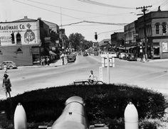 Erie Street,Willoughby, Ohio.  1941