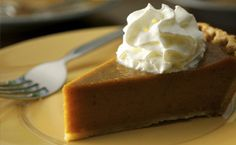 Featured: Sweet Potato Pie With Whipped Topping via ShapeTop 5 HEALTHY & Lighter Thanksgiving Recipes! Featured: Sweet Potato Pie With Whipped Topping via Shape Healthy Thanksgiving Recipes, Healthy Desserts, Fall Recipes, Dessert Recipes, Tasty Snacks, Xmas Recipes, Yummy Recipes, Healthy Recipes, Homemade Pumpkin Pie