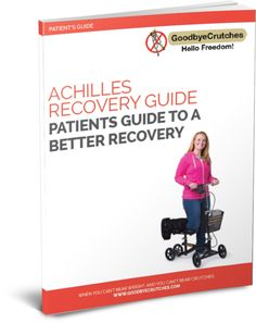 Tips, trick and links for the best possible recovery after an Achilles Tendon injury or surgery